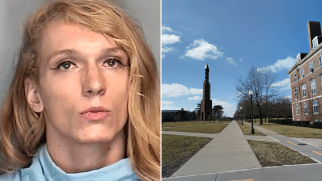College student charged with hate crime for 'hanging noose in campus elevator'