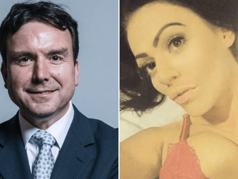 MP who bombarded barmaids with lewd 'daddy' texts cleared of wrongdoing