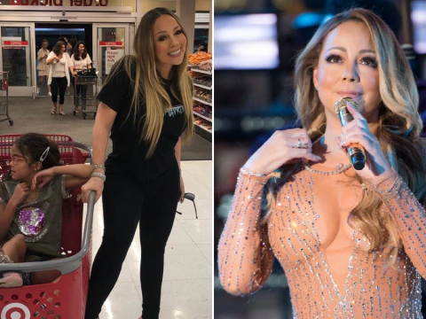 Mariah Carey's daughter only wants to shop at Target and we love her for that