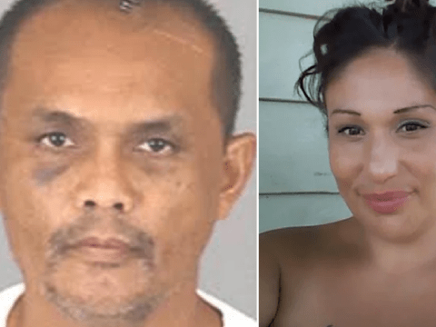 Family watched in horror as 'ex-boyfriend repeatedly ran over mother with truck'