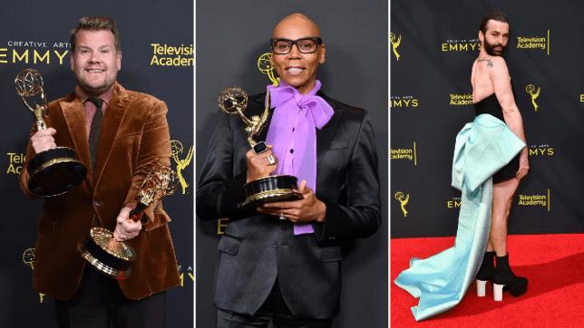 Creative Emmys 2019