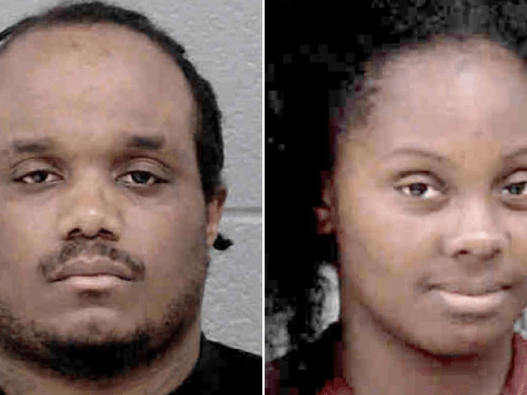 Couple 'kept mother as sex slave and tortured her in front of her own children'