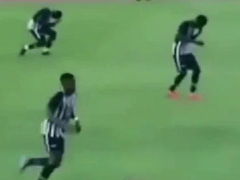 Footballers struck by lightning during match