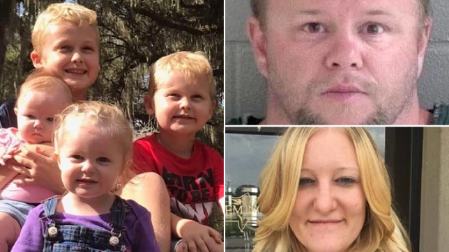 Dad 'killed wife and four kids then left bodies to rot in back of van for weeks'