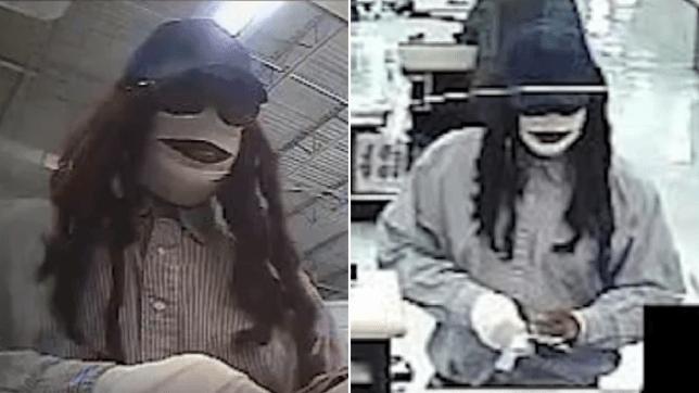 Robber turned himself into bandage-wrapped mummy before targeting bank