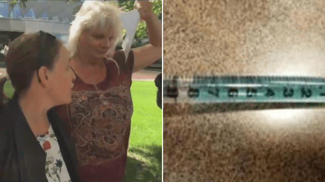 Hospice patient died in agony 'after nurse stole his morphine and took it herself'