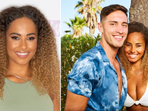 Love Island's Amber Gill says Greg O'Shea split was 'blessing in disguise' and jokes he can keep his prize money