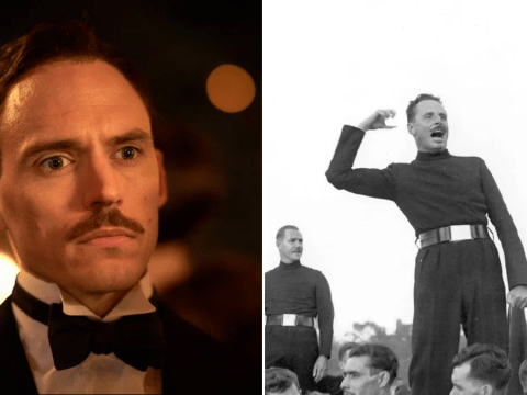 Who was the real Oswald Mosley and how accurate is his Peaky Blinders character?
