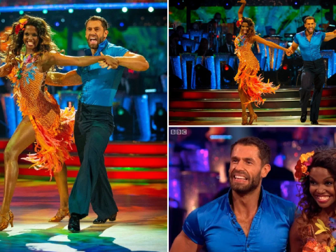 Kelvin Fletcher breaks Strictly Come Dancing betting record after only one week