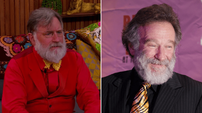 The Circle's Tim reminds everyone of Robin Williams as he melts hearts of viewers