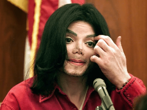 Michael Jackson wore tape on his nose to 'manipulate the press and get front pages'