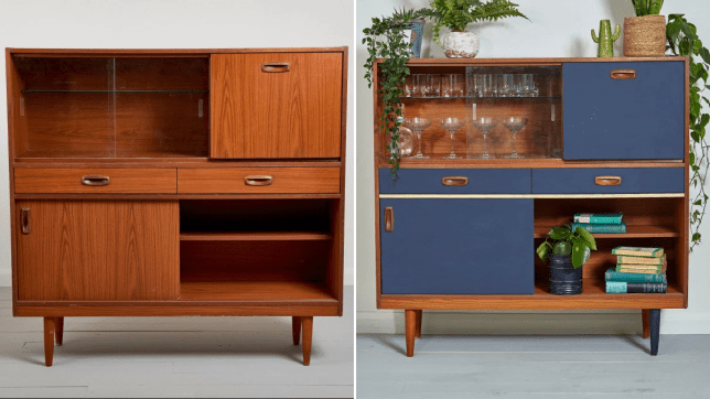 Transform your old furniture with these easy upcycling hacks