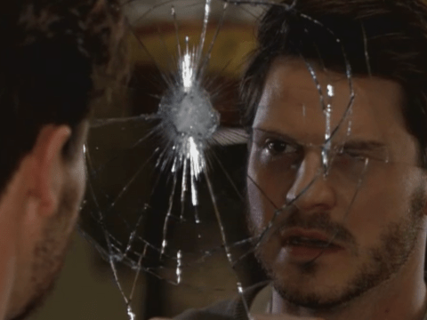 EastEnders spoilers: Domestic abuser Gray Atkins explodes with violent anger again