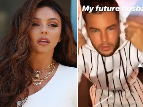 Is Jesy Nelson engaged? Little Mix star sparks wedding whispers as she calls Chris Hughes 'future husband'