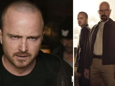 New El Camino trailer has Breaking Bad fans convinced Walter White still alive as Jesse Pinkman goes on run