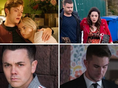 12 soap spoilers: EastEnders and Emmerdale death traumas, Coronation Street abuse, Hollyoaks horror
