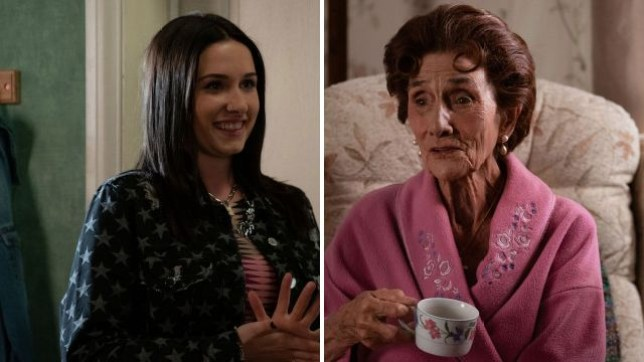 Dot and Dotty Cotton in EastEnders