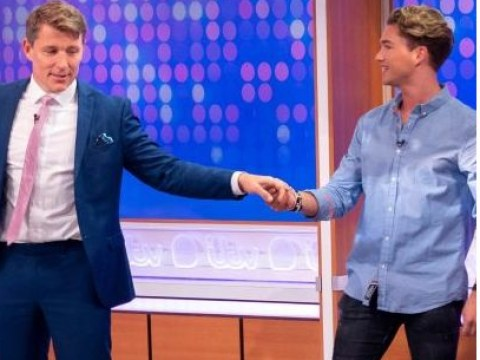 Same sex dancing on Good Morning Britain and the world didn't end