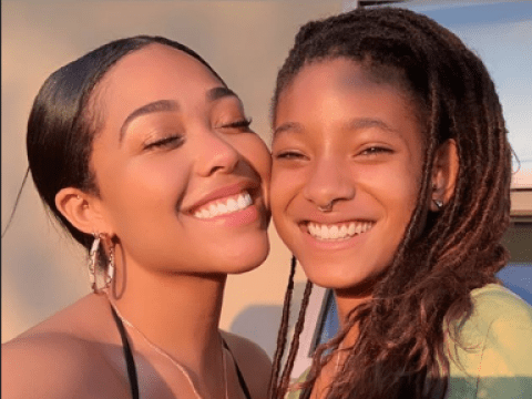 Jordyn Woods forgets Kylie Jenner as she celebrates 22nd birthday twerking with Jaden and Willow Smith