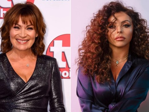 Lorraine Kelly brands trolls 'nasty ants with megaphones' as Jesy Nelson opens up on suicide attempt
