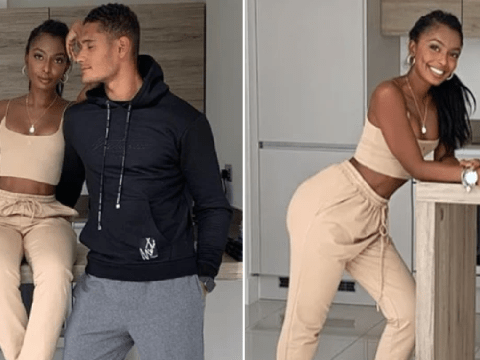 Love Island's Jourdan Riane and Danny Williams make it official and move in together