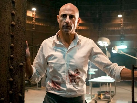 Mark Strong on moving behind the camera for Sky drama Temple: 'I've learnt how terrifying it is to make anything'