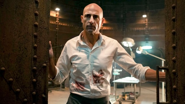 Mark Strong in Temple
