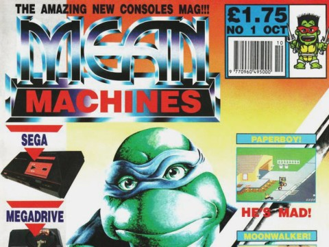 Mean Machines is the best video games magazine ever – Reader's Feature