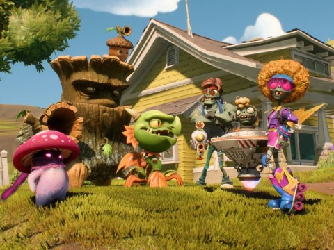 Plants Vs. Zombies: Battle For Neighborville officially announced with first trailer