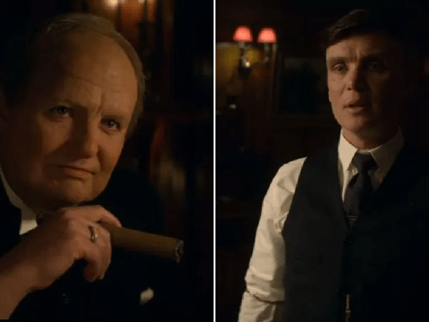 Peaky Blinders finale spoilers: Tommy Shelby and Winston Churchill hatch a plan in first look clip