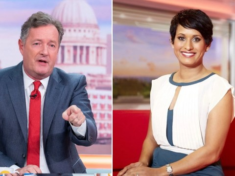 Piers Morgan slams BBC for 'gagging' Naga Munchetty over Donald Trump 'racism' comments