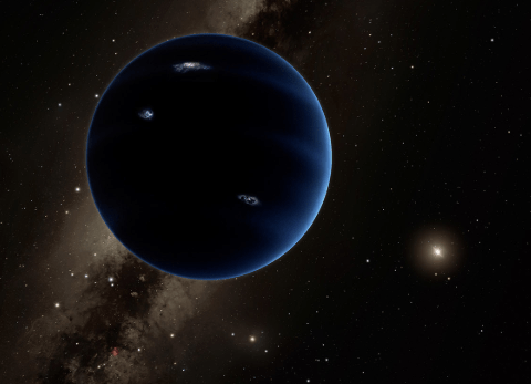 Mysterious 'Planet X' may actually be a primordial black hole, scientists suggest