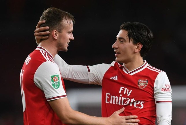 Rob Holding and Hector Bellerin both impressed on their returns as Arsenal beat Nottingham Forest