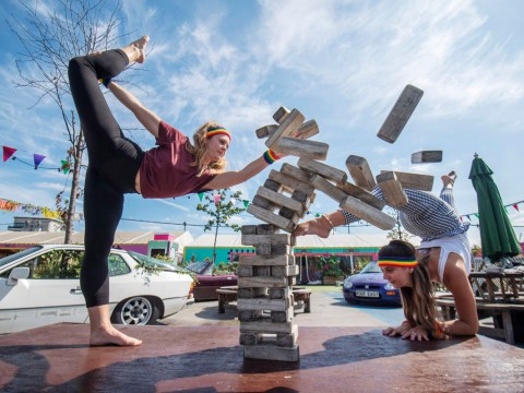 There's a Jenga championship happening in London this weekend with a grand prize of £500