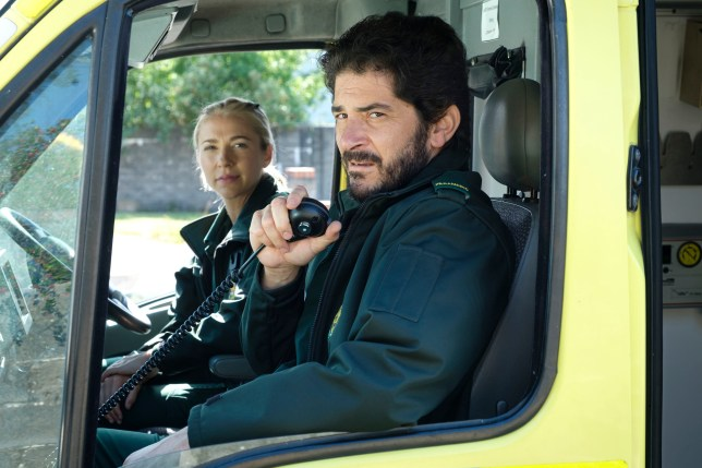 Casualty review with spoilers: Ollie and David clash, and so do Rash and Mason. Again