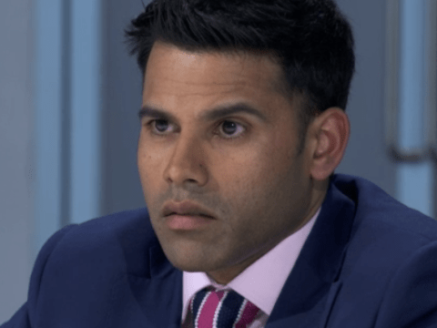 The Apprentice's Lord Alan Sugar fires Shahin Hassan in explosive first episode