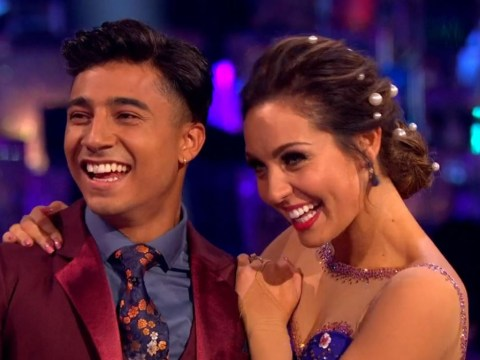 Strictly Come Dancing: Karim Zeroual is still dancing tonight after bouncing back from the flu