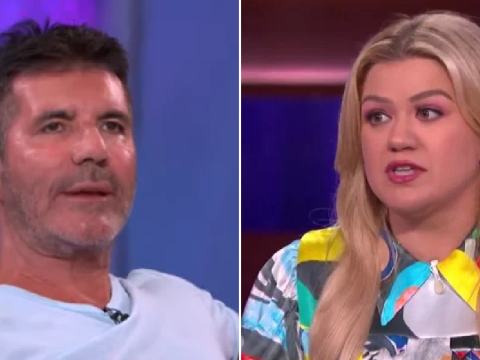 Simon Cowell admits Kelly Clarkson winning American Idol was 'a game-changer' as judges reunite