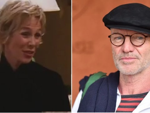 Friends star claims Sting pulled out of cameo before Trudie Styler stepped in to face Phoebe Buffay