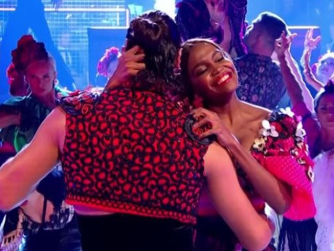 Strictly's Oti Mabuse blows us all away with sizzling flamenco as she takes the lead in professional dance