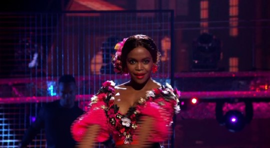 Strictly Come Dancing Oti Mabuse