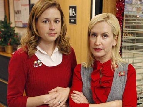 Jenna Fischer and Angela Kinsey are launching a podcast about The Office