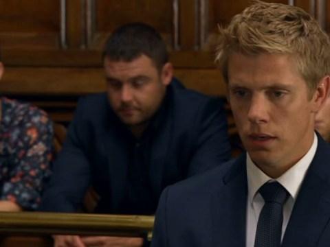 Emmerdale spoilers: Robert Sugden horrifies family as he pleads guilty for attacking rapist Lee