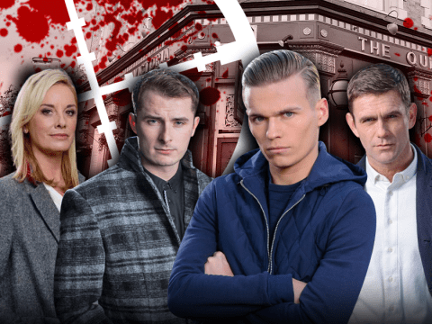 EastEnders spoilers: A shot rings out in the Queen Vic but who is dead?