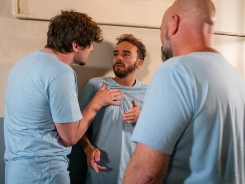 Coronation Street spoilers: Horror for David Platt as Abe threatens to kill Max and Lilly