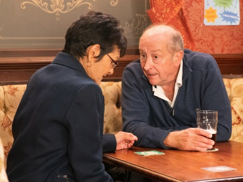 Coronation Street star Ian Bartholomew reveals Geoff Metcalfe's huge exit