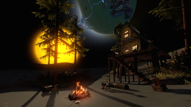 Outer Wilds PS4 review – adventures in time and space