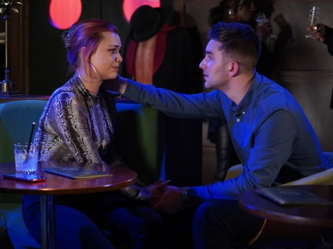 EastEnders spoilers: Whitney Dean and Callum Highway have a heart-to-heart
