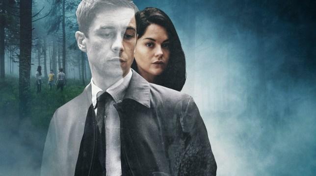 Killian Scott and Sarah Greene in Dublin Murders