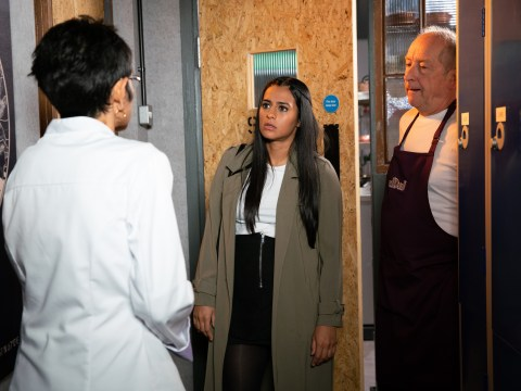 Coronation Street spoilers: Geoff Metcalfe's controlling abuse of Yasmeen Nazir gets worse